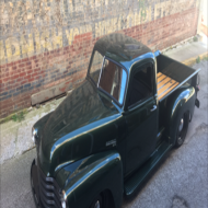 Billy Kissick, TMMK, built this truck from scratch over the course of 18 months. The truck was auctioned off to raise over $20K for the Disabled American Veterans