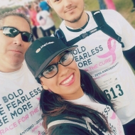 TMMTX completed a 5K to raise funds for Race for the Cure