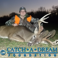 Doug Adams in Mississippi volunteers his taxidermy skills to make dreams come true for terminally ill children.